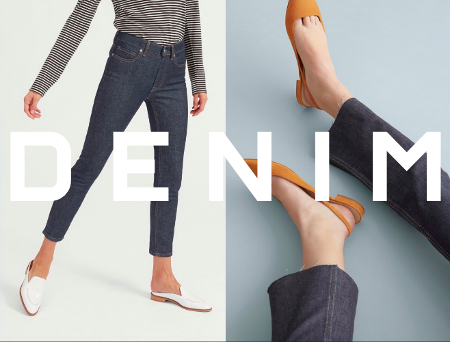 EVERLANE I SUSTAINABLE DENIM