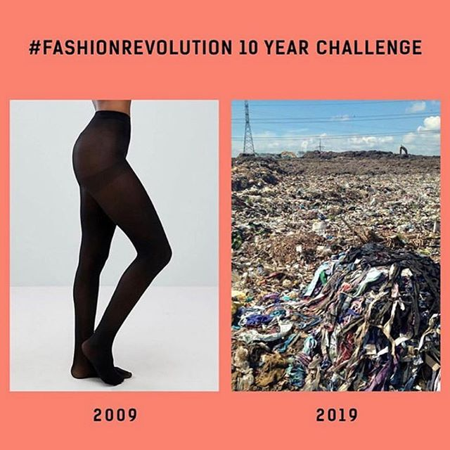 """Food for thought. We can make a difference but we need to make different choices. Fashion is also consumption, in every aspect- human, animal and environment.  Next time you purchase something ask yourself if you need or """"want"""" the item. Let's start supporting companies and ideals that sustain all of us, human and animal alike.  #fashionrevolution #knowledgeispower #durgatree  #fastfashion #fashrev #10yearchallenge #endhumantrafficking #consciousconsumer #greencarpet #endslavery #onehumanfamily #earthmother"""