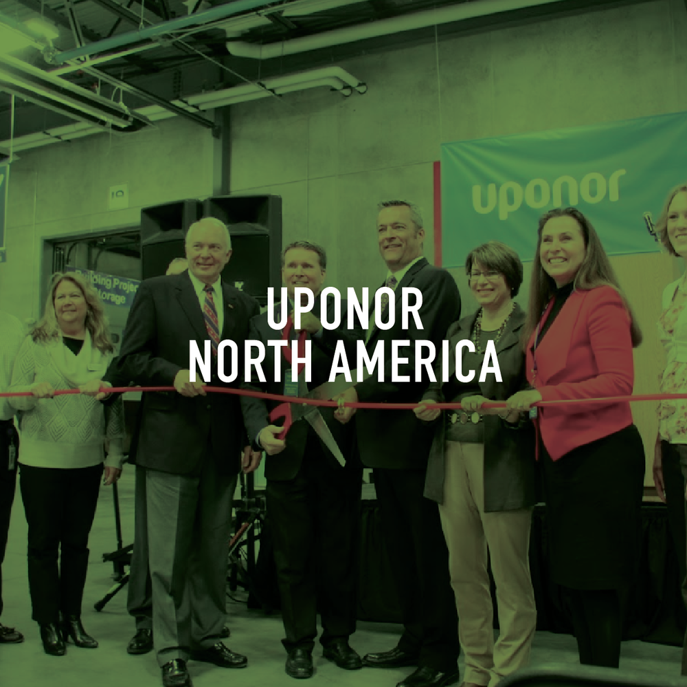 Uponor North America Public Relations