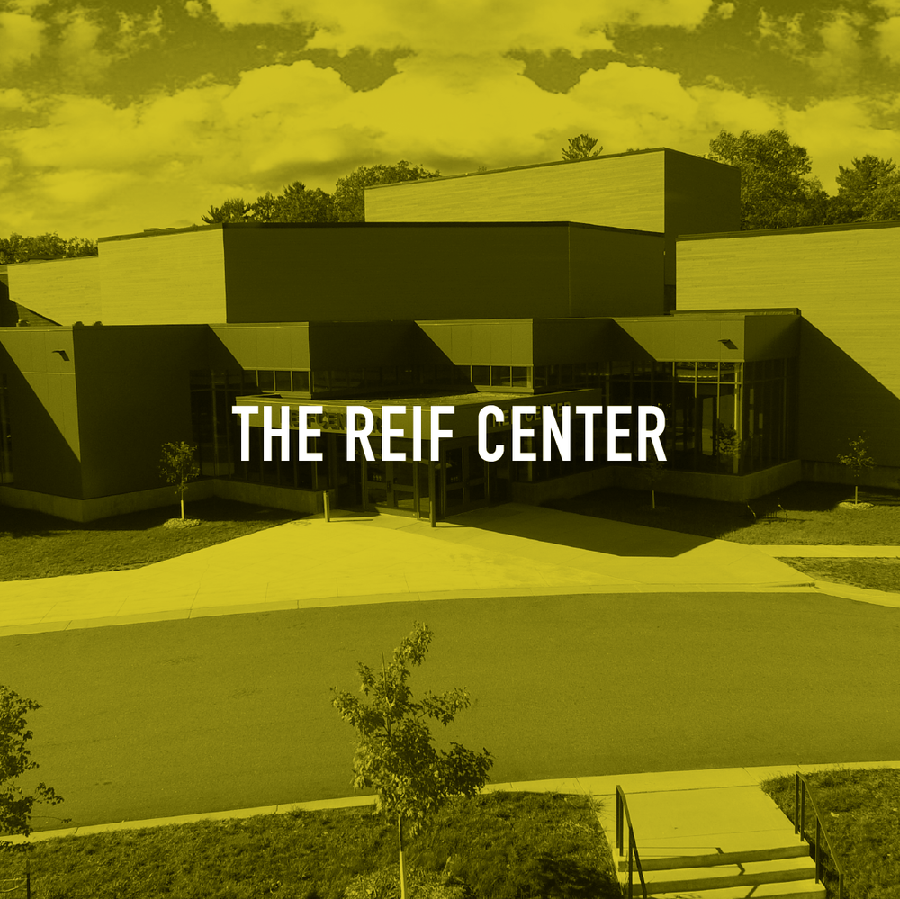 The Reif Center Brand Strategy