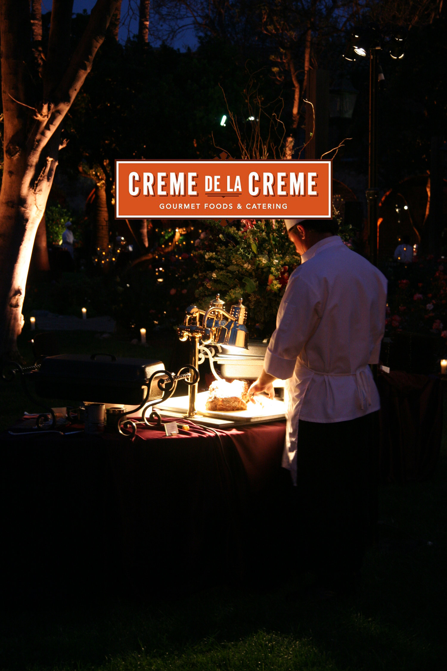 627323269 Creme de la Creme Foods - Orange County s Catering Company