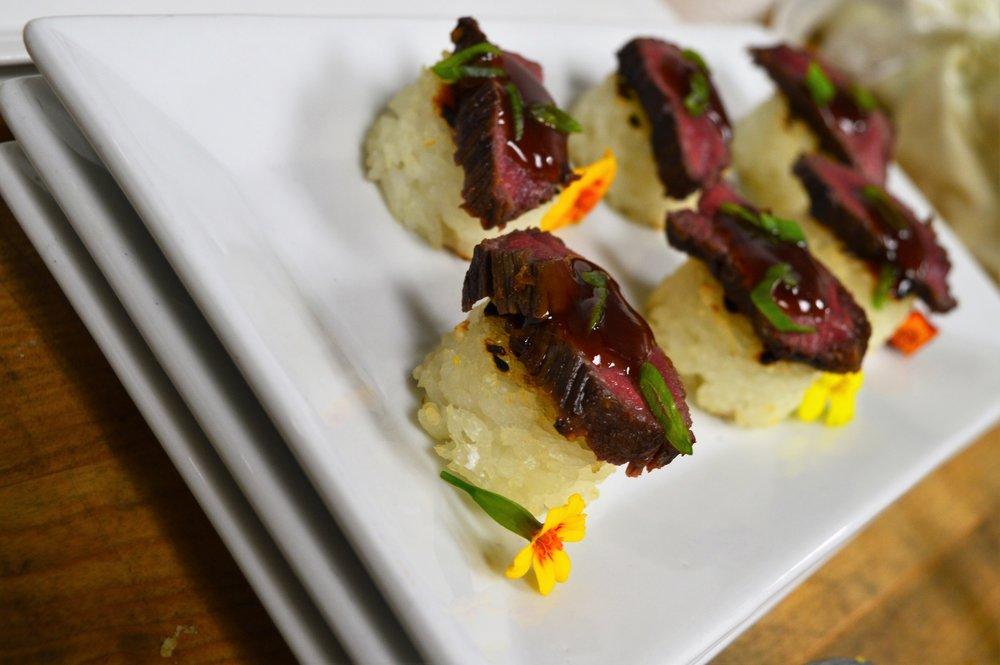 Lemongrass Wok Beef