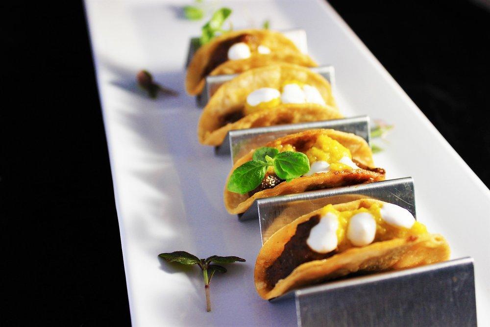 Petite Carne Asada Tacos