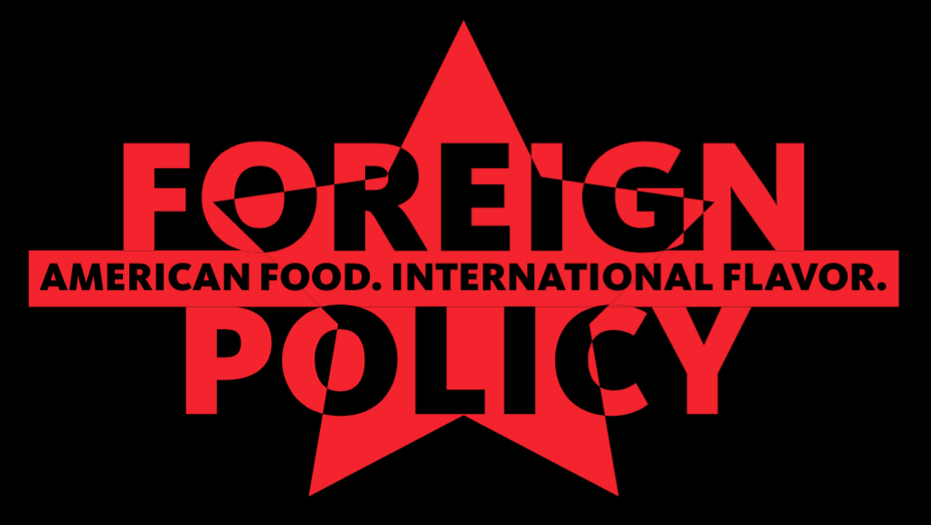FOREIGN POLICY FOOD TRUCK