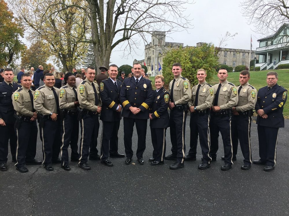 The Albemarle County Police Foundation - The proud host of the annual guardians' gauntlet