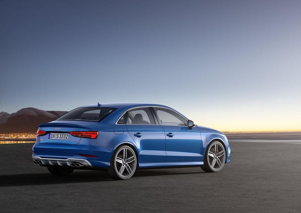 Audi S models -