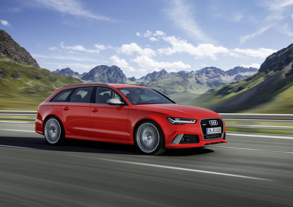 Audi RS models -