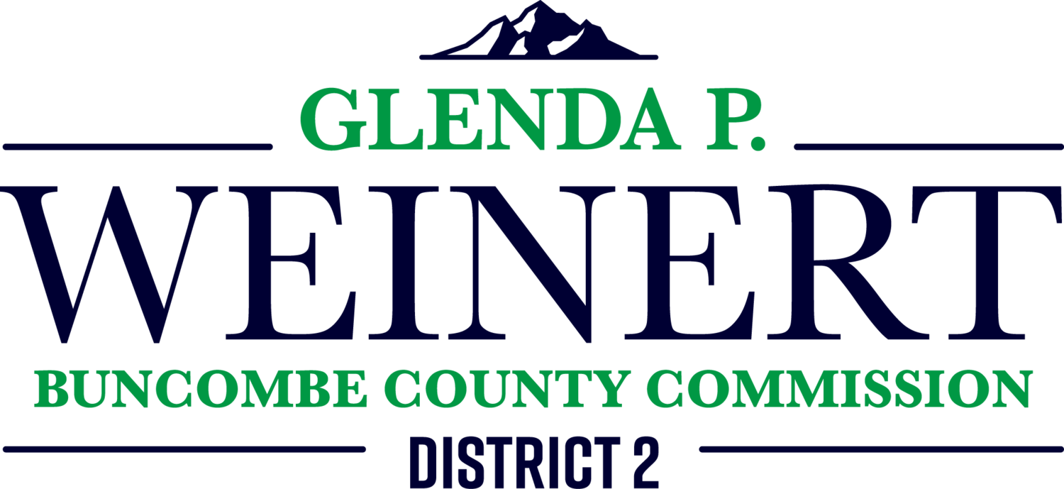 Glenda P. Weinert for County Commissioner