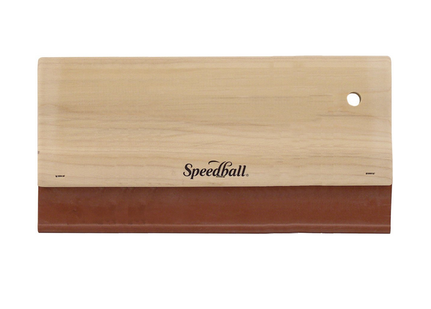 Speedball 4492 10-Inch Fabric Squeegee for Screen Printing -  $14.90