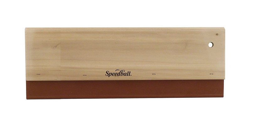 Speedball 4492 12-Inch Fabric Squeegee for Screen Printing -  $16.61
