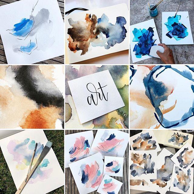 My 2018 #TopNine 😀 ••••••••••••••••••••••••••••••••••••••••••• #pauladolz #art #abstractart #abstractart #topnine2018 #acrylicart #acrylicpainting #watercolor #watercolorpainting #watercolorart #abstractogram #ayearofart #artist #abstractartistsofinstagram #abstractartist #hopeyouenjoyed