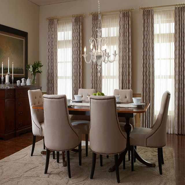 Window coverings can reduce energy loss through the windows, lower heating bills and improve home comfort. #styleandcomfort #windowtreatments #fabric #diningroom #ilovemyhome #inspire #design #homedecor #myhousebeautiful #designtosell #homegoals #hgtv #dreamhome #energyefficient #designideas #windowfashion #myhomevibe #happythursday #designtosell  #staysafeandwarm #horizonwindowfashion #designer #designer