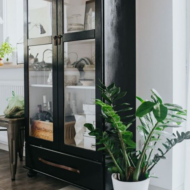Greenery is the perfect way to decorate empty corners. It adds character, texture and good energy into every space. #interiordesign #designer #edesigner #smallspacesdesign #plantsindesign #plants #getinspired #njdesign #njmom #waynemagazine #colorconsultant #designtosell #smallspaces #hgtv #dreamhome #homegoals #realtor #homegoods #homegoodshappy #designonadime  #happywednesday