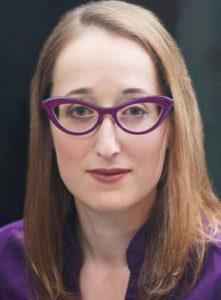 Director Beth Wolf