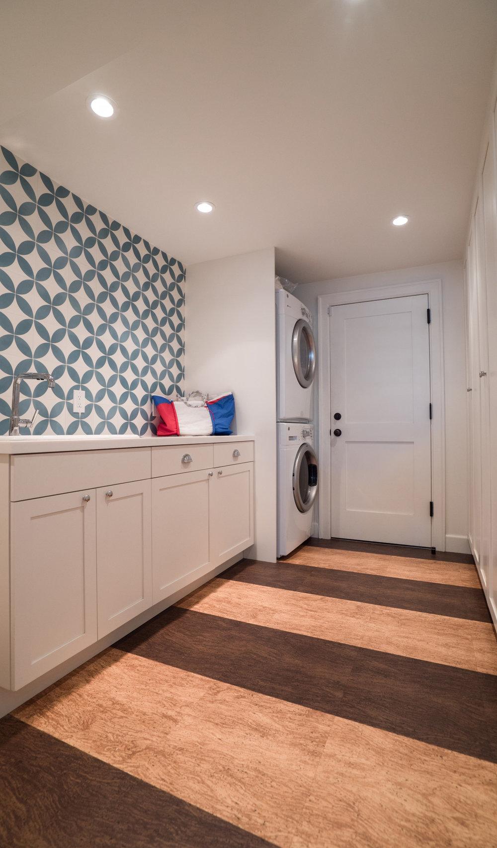 Laundry / Utility / Electronics Room