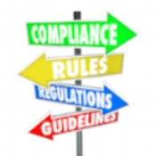 Compliance Rules arrows sign.jpg