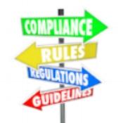 Compliance Rules arrows sign.jpg