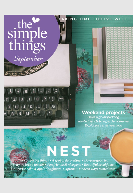 simple things magazine