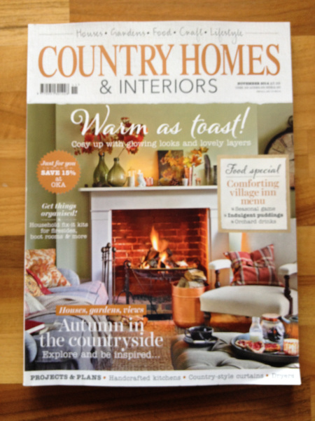 Country Homes & Interiors Magazine (November 2014).jpg