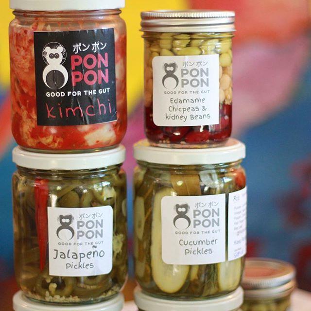 Congratulations @ponponkimchi! 🎉 . . . . . #goodforthegut #belly #japan #kimchi #novascotia #canada #blueberrycontent #ponpon