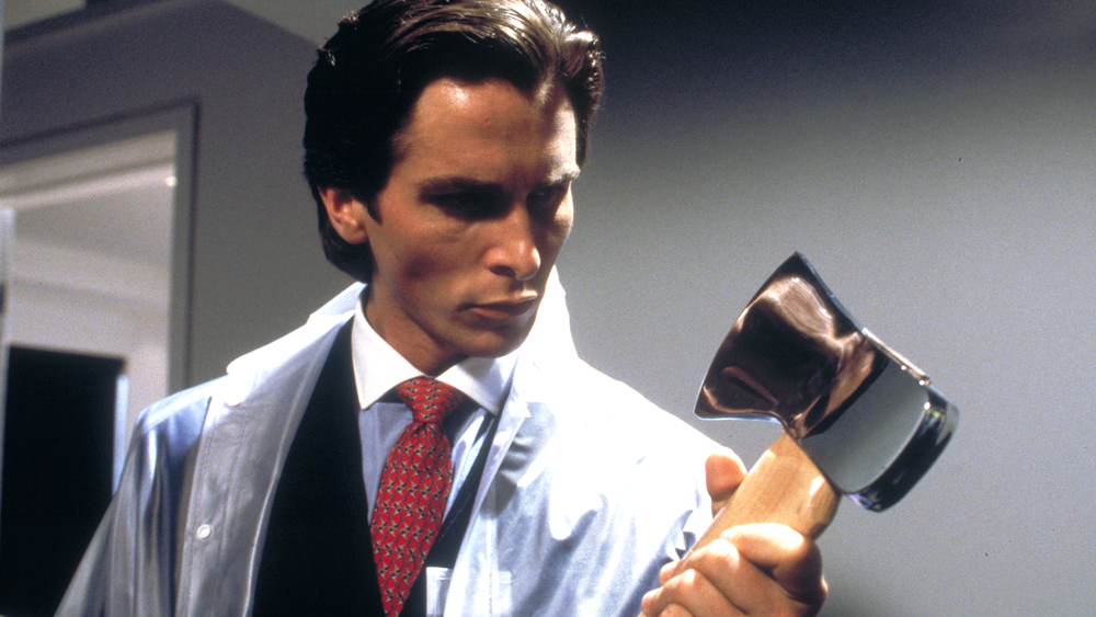 American Psycho dir. by Mary Harron