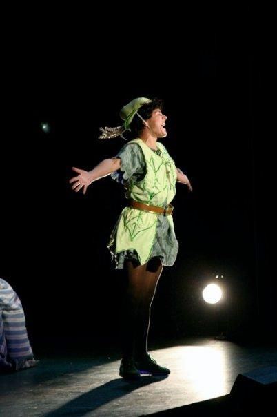 Peter Pan  Peter Pan,  Surflight Theater