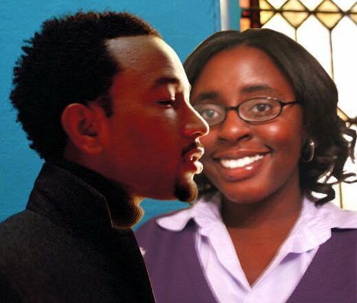 Nkechi and her ex-bae.