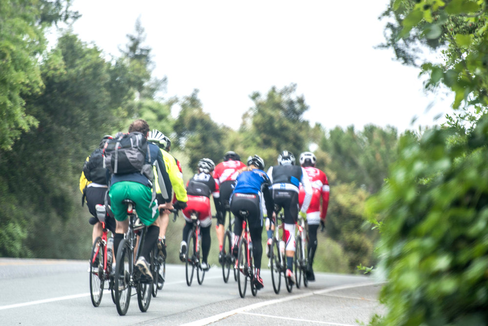 Cycle-friendly roads