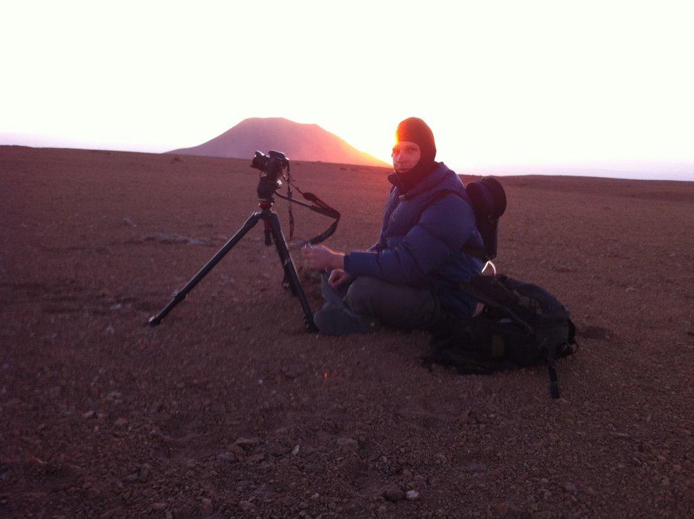 Atatcama Desert, Chile