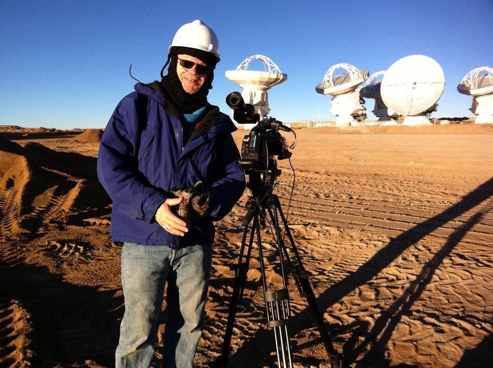 Marc Pingry, DOP, Atacama Desert, Chile