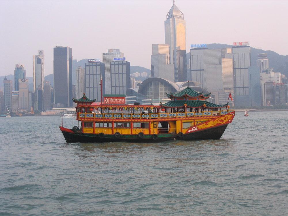 Classic Hong kong shot