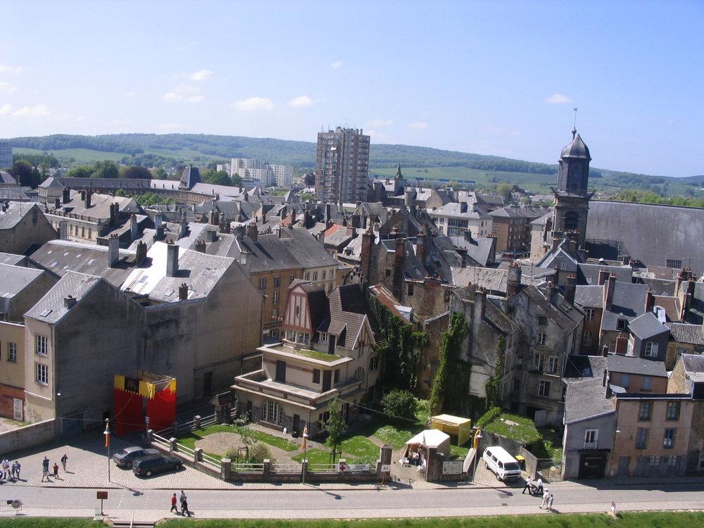 Sedan, France