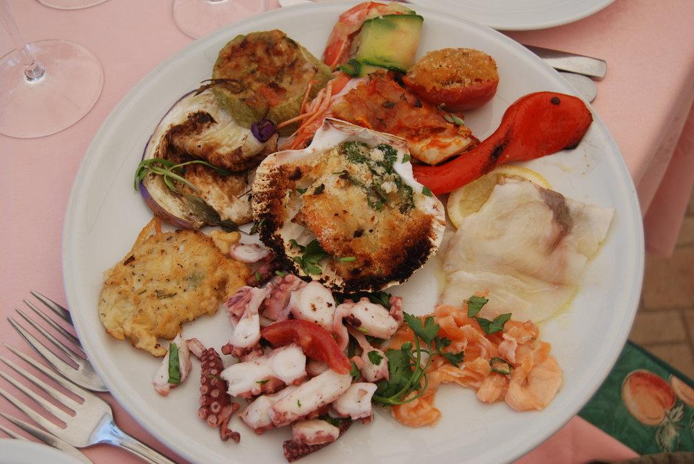 Sicilian appetizers.JPG