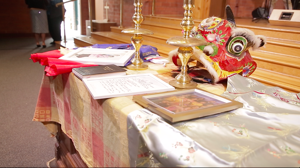 The gifts of our heritage- shared at First Pres Hayward on 5.20.18 (Pentecost Sunday)