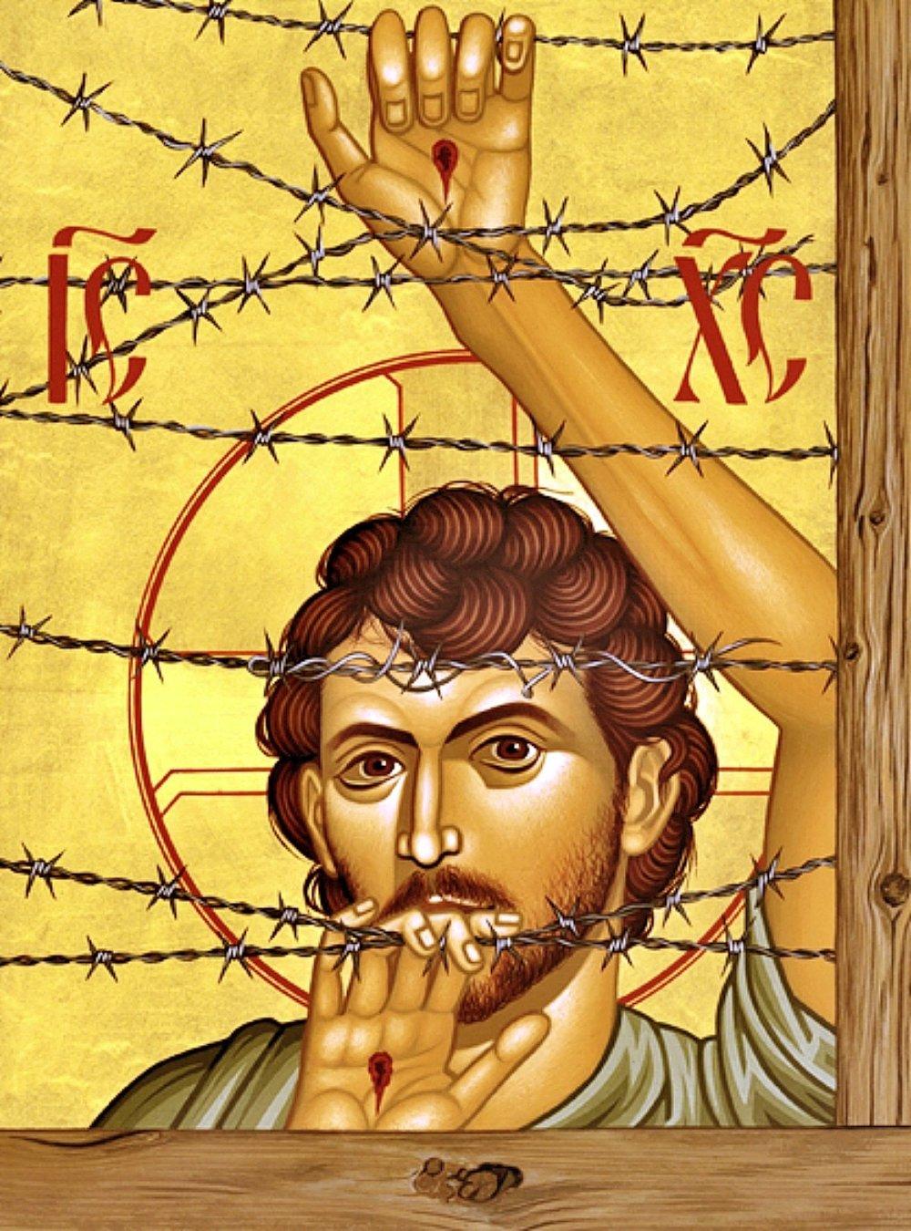 Christ Maryknoll by Br. Robert Lentz