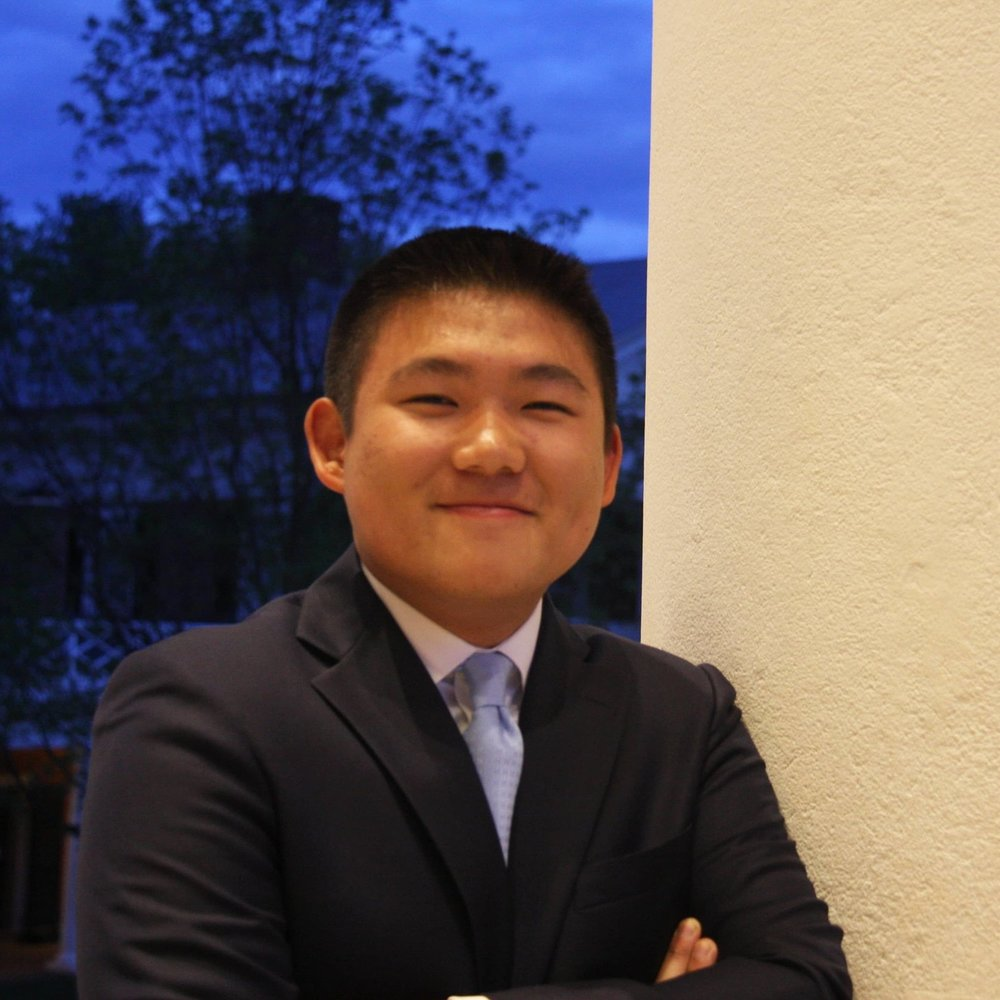 Ryan Kim - Social Chair