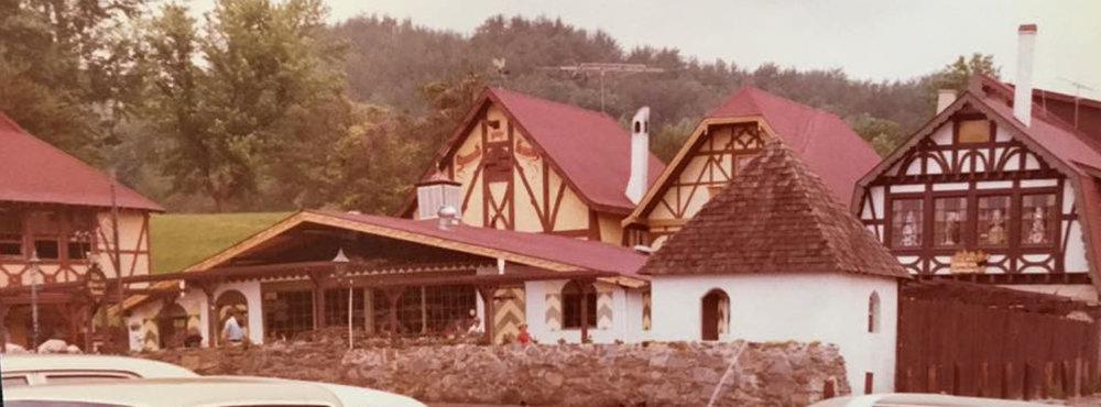 The Heidelberg Restaurant Pub Music Hall Helen Georgia History