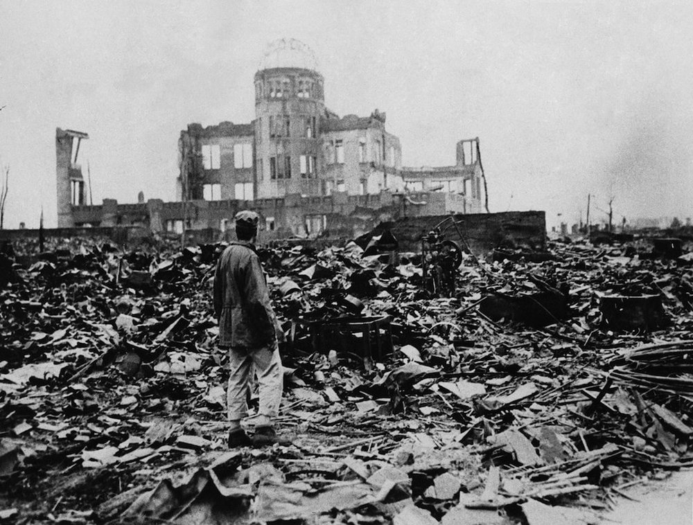 Hiroshima 1945 -