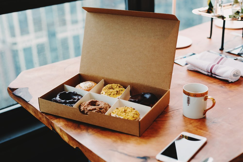 Donuts and coffee crowd - The people who only come to church for what they can get out of it and leave the first sign of discomfort or when they are asked to contribute.
