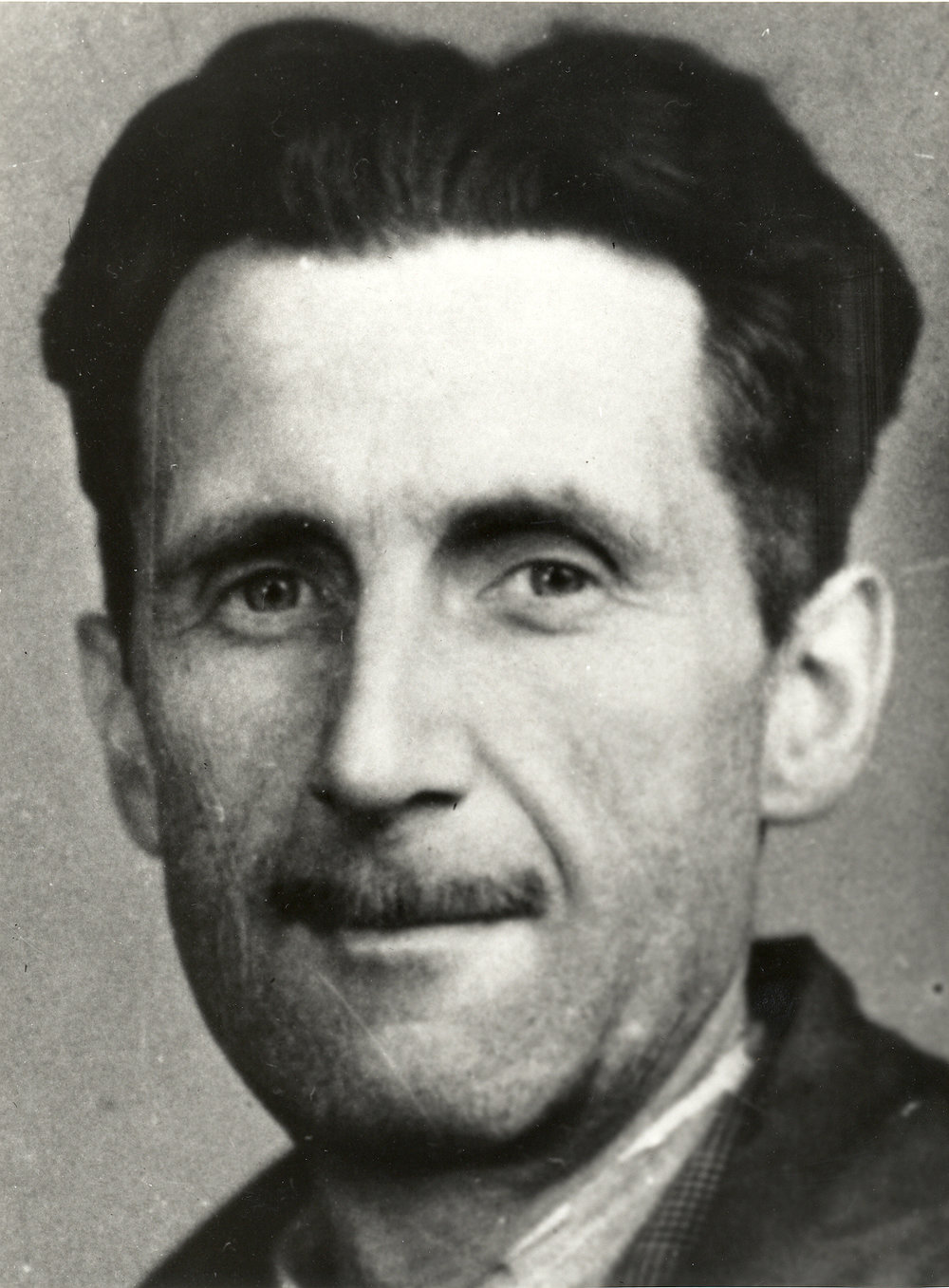 George Orwell - Eric Arthur Blair, better known by his pen name George Orwell, was an English novelist, essayist, journalist and critic, whose work is marked by lucid prose, awareness of social injustice, opposition to totalitarianism, and outspoken support of democratic socialism.is the author of two of my favorite books, 1984 and Animal Farm.