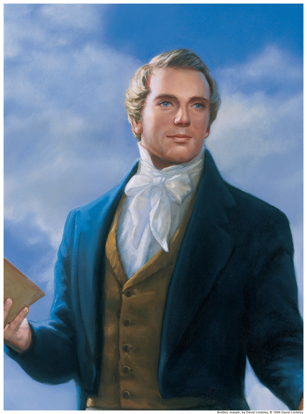 "Joseph Smith - Author or ""translator"" of The Book of Mormon, founder of the The Church of Jesus Christ of Latter-Day Saints and first president of the Church. Members if the Church view him to be a prophet  greater than Moses and that he did more for the salvation of man than anyone else other than Jesus. It is taught that he holds the keys to heaven and gets the ultimate say on who enters."