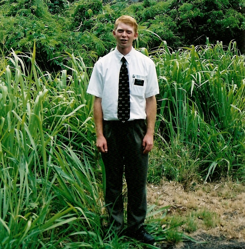 Honolulu, Hawaii around 6 months before the end of my mission