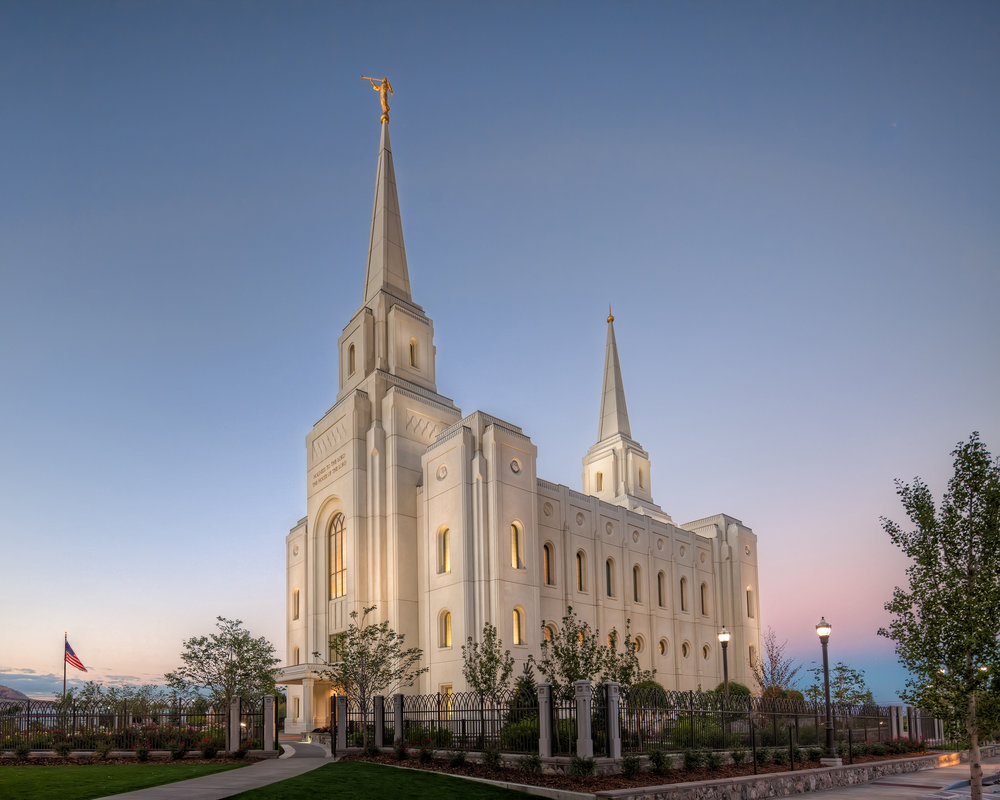 LDS Temples - don't resemble the Jewish or ancient temples in function, purpose, or in any other way. The LDS temple is in no way a restoration. When the veil was rent in the temple God was telling us that Jesus was the way and all we need to go to heaven and we no longer had to rely on men or the temple,