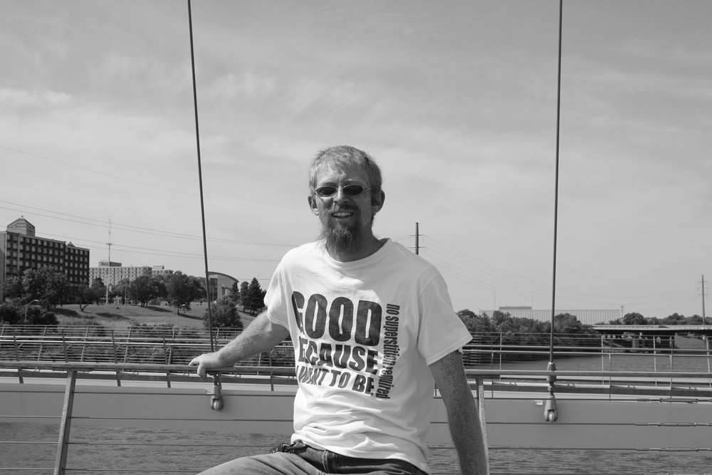 - When I was an atheist I wanted everyone to know it and I often wore shirts that stated I was without God. This shirt reads: Good because I want to be. No superstition required