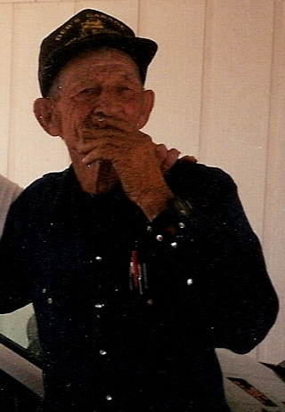 My father, not long before he died.