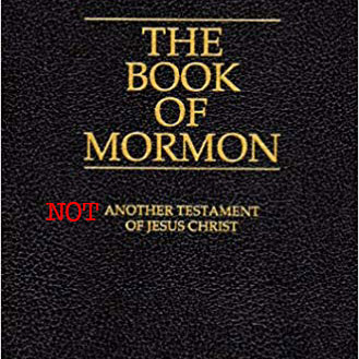 Problems With The Book of Mormon: Helaman-Third Nephi — GENE CURL