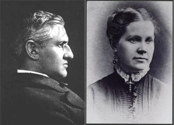 Haratio and Anna Spafford