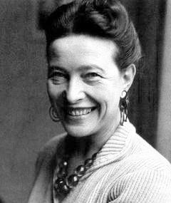 Copy of Simone de Beauvoir