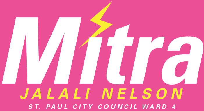 Mitra Nelson for City Council