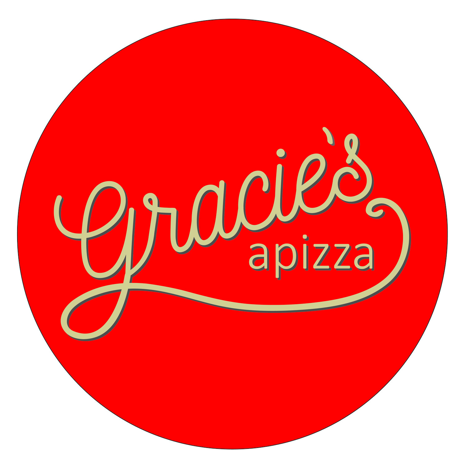 GRACIE'S APIZZA